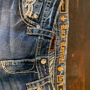 Rock Revival Jeans - Rock Revival  straight Jeans